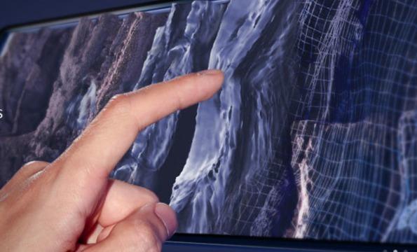 تکنولوژی صفحات لمسی