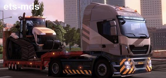 دانلود dlc High Powe Cargo  برای یورو تراک