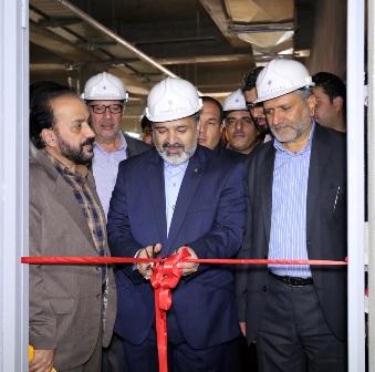 فاز اول تونل انرژی مشهد افتتاح شد