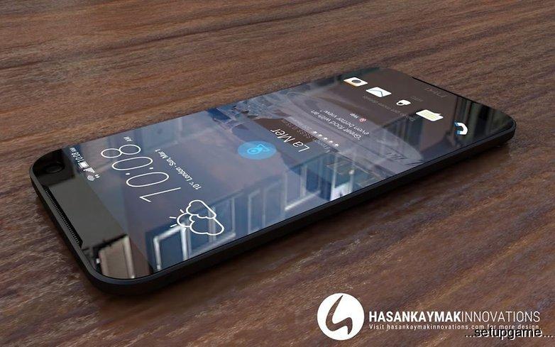 شباهت زیاد HTC One A9 به آیفون