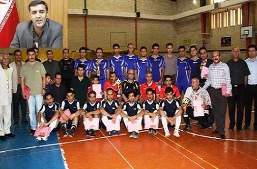 برگزاری مسابقات ورزشی فرهنگیان کردستان و اعلام نتایج این رقابتها