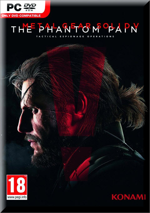 دانلود کرک بازی METAL GEAR SOLID V The Phantom Pain