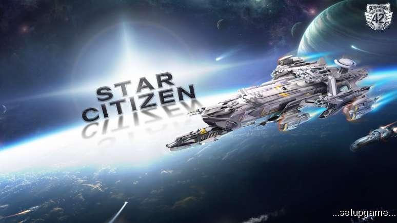 در بخش داستانی بازی Star Citizen با هنرمندان نام آشنا دیدار خواهید کرد