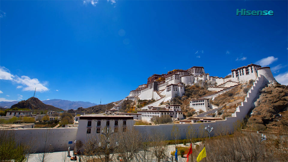 دانلود کلیپ Hisense - Tibet  4K ULTRA HD
