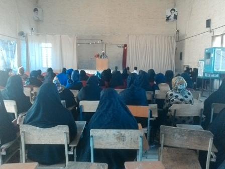 برگزار ی جلسه انجمن اولیا