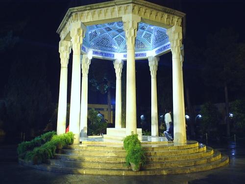 شعر - حافظ و توصیف حضرت عباس (ع)