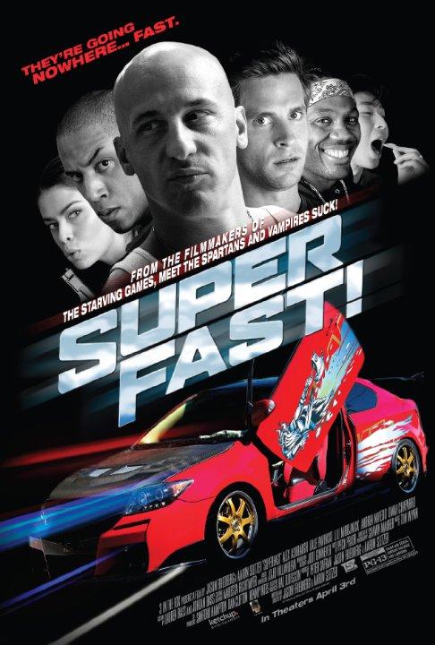 دانلود فیلم Superfast 2015