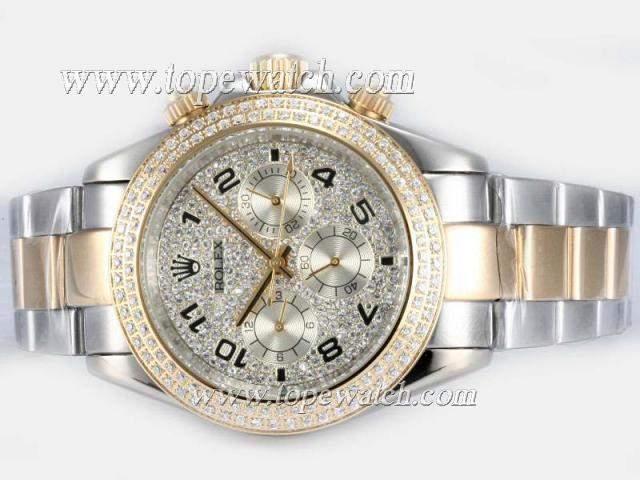ساعت طرح Rolex