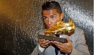 رونالدو: مسی هنوز برای کفش طلا شانس دارد