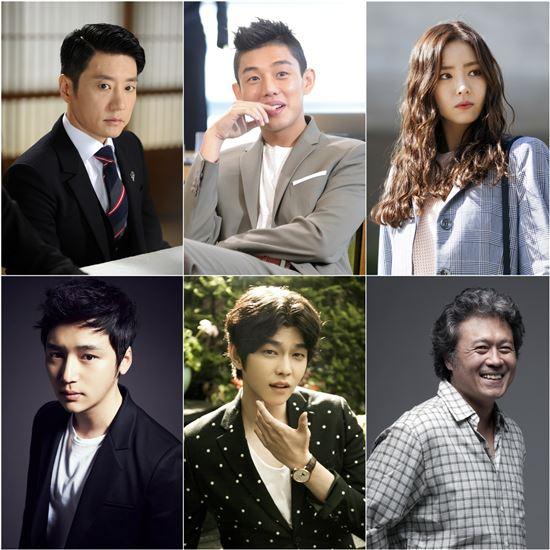 دانلود سریال کره ای شش اژدهای پرنده Six Flying Dragon 2015