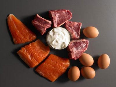 وقتی پروتئین نداریم