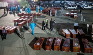 دفن ۲۹ زائر ایرانی در قبرستانهای عربستان