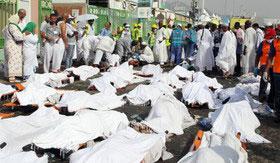 کشتهشدگان منا، شهید یا جانباخته؟