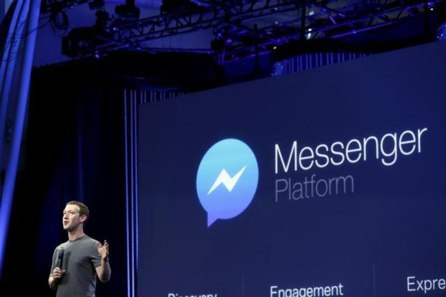 مشاور مجازی M سرویس جدید فیسبوک در پاسخ به کورتانا و سیری