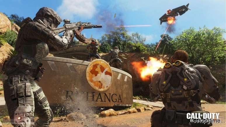 پایان Call of Duty: Black Ops 3 را در همان ابتدای بازی مشاهده کنید