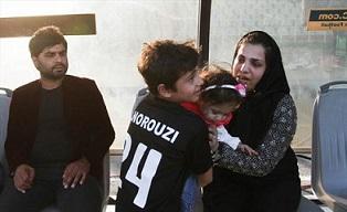 کار ناشایست سران پرسپولیس با خانواده هادی نوروزی !!