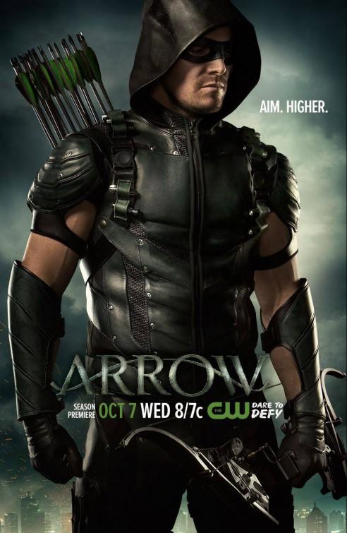 دانلود سریال Arrow با لینک مستقیم