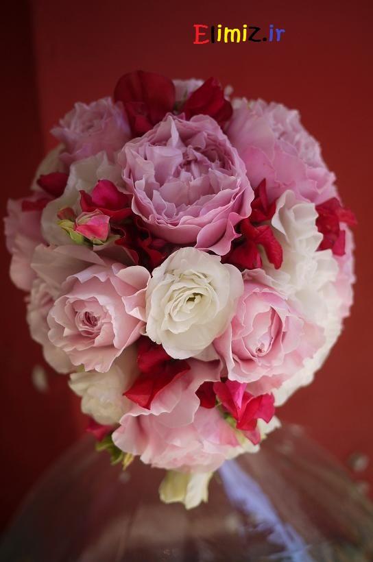 مدلهای خوشگل دسته گل عروس