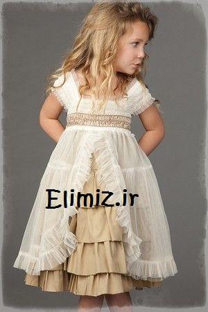 مدل دامن دختر بچه