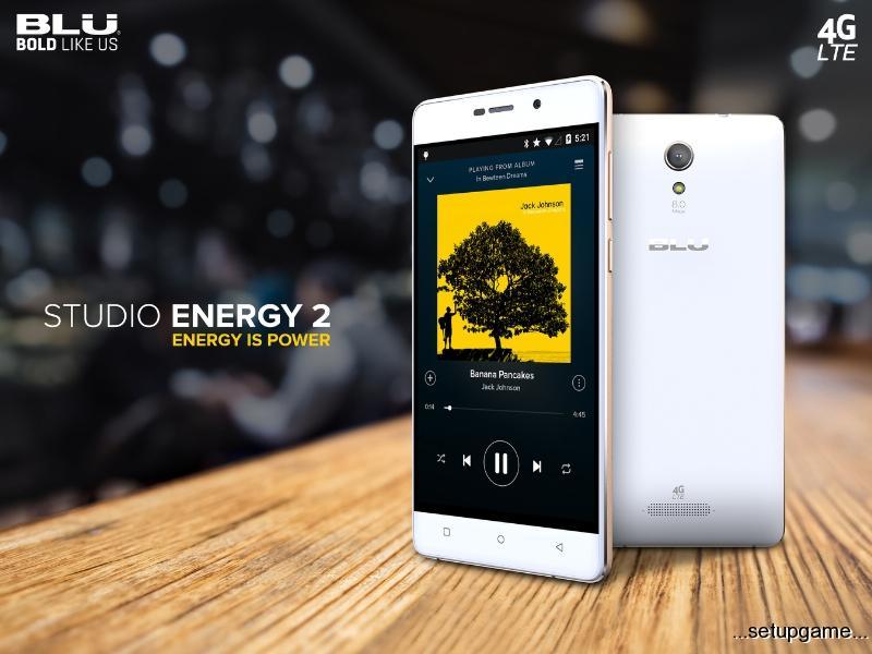 BLU دو تلفن هوشمند مجهز به باتری قدرتمند را معرفی کرد