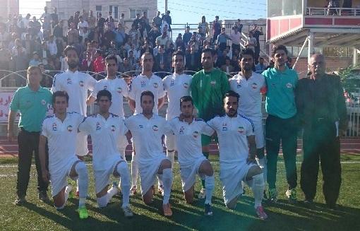 بوکان لیگ دسته دو فوتبال کشور را با برد آغاز کرد