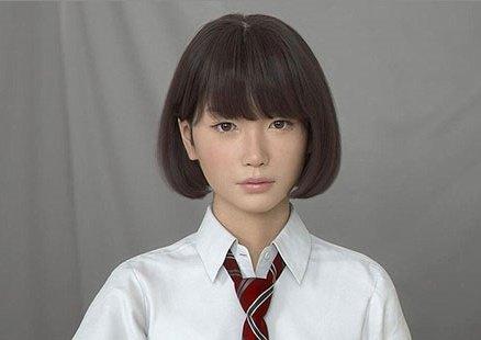 به نظرتان این دختر جذاب ژاپنی واقعی است یا خیالی!؟