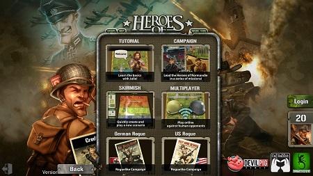 دانلود بازی Heroes of Normandie برای PC