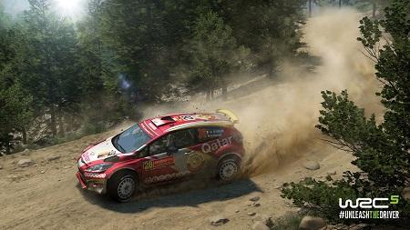 دانلود نسخه فشرده بازی WRC 5 برای PC
