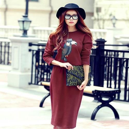 مدل های شیک لباس مجلسی دخترانه کره ای