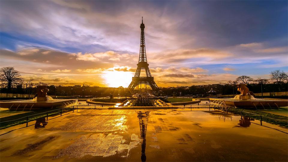 دانلود کلیپ LG OLED - Paris با کیفیت 4K ULTRA HD