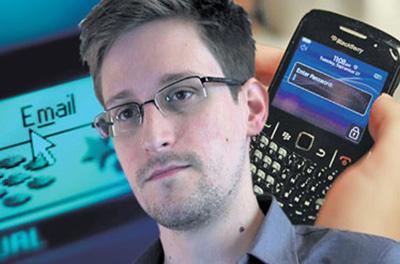 ادوارد اسنودن: هیلاری کلینتون شجاعت سیاسی ندارد
