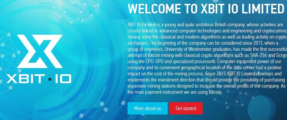 معرفی سایت معتبر و  جدید سرمایه گذاری بیتکوین ایکس بیت Xbit