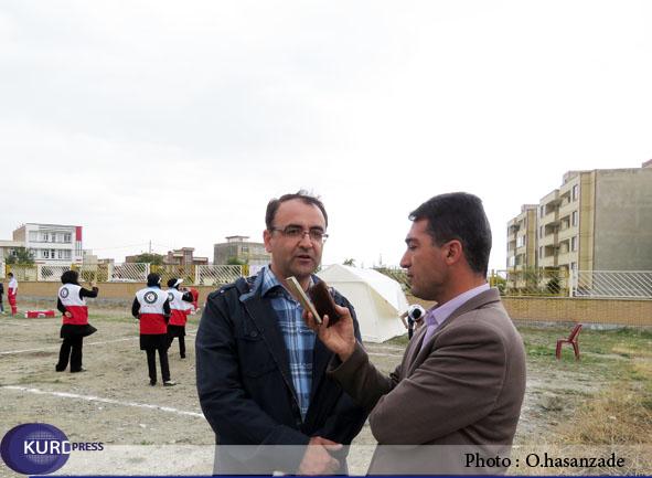 بیست و هفتمین دوره مسابقات فرهنگی و امدادی