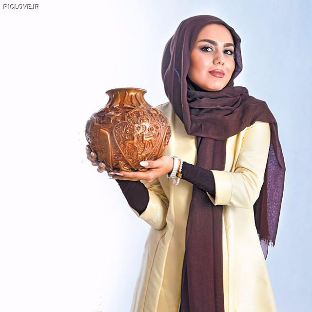 عکسهای قشنگ وزیبااز بازیگر ایرانی آزاده زارعی