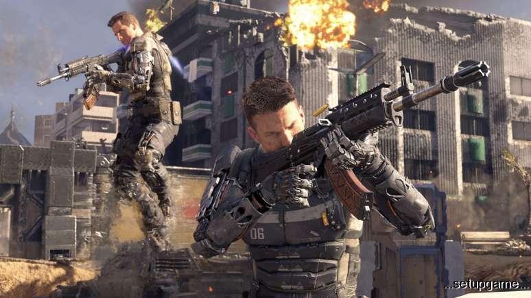 بپر بپر در Black Ops 3 بازی CoD را به Mirror's Edge تبدیل می کند!