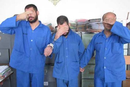 خفتگیران پایتخت دستگیر شدند