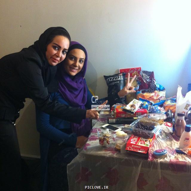 جدیدترین عکسها از حدیثه تهرانی