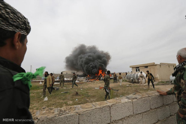نخست وزیر عراق از آزادسازی کامل شهر تکریت از دست تروریستهای داعش خبر داد.