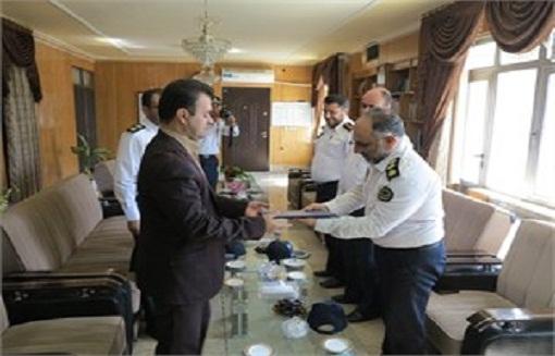 فرمانداران بوکان و مهاباد به عنوان «شهروند نمونه ترافیکی» انتخاب شدند