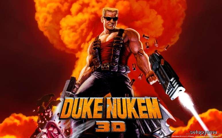 انتشار بازی Duke Nukem 3D پس از 17 سال!