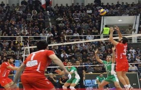 افزایش سه برابری بهای بلیط مسابقات والیبال در ارومیه لغو شد