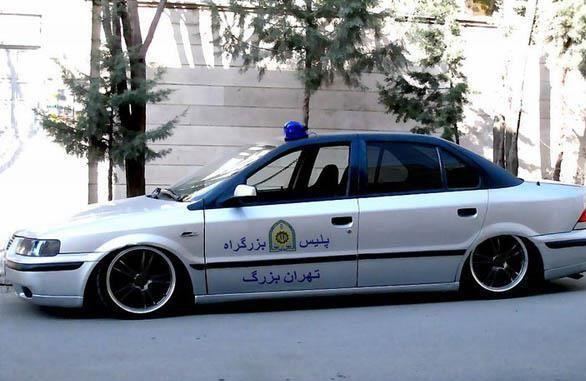 زیباترین و کلاسیک ترین ماشین های اسپورت ایرانی