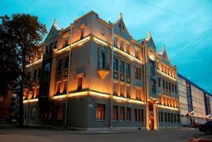 معرفی هتل لانکاستر کورت در روسیه