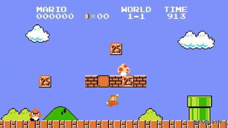 رکورد به پایان رساندن بازی Super Mario Bros شکسته شد