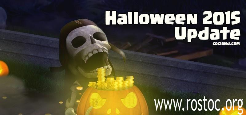 پس آپدیت جدید هالووین چه شد ؟
