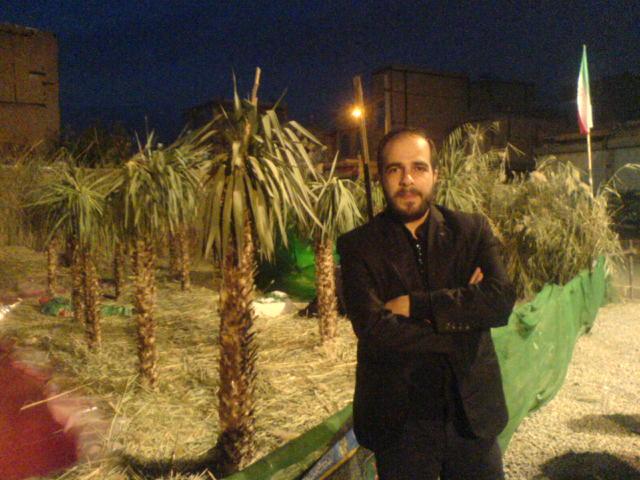 يك هنرمند وفعال سياسي اصلاحطلب بازداشت شد