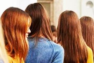 بهترین رنگ موی فصل بهار