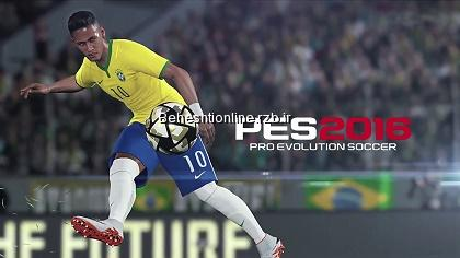 دانلود Pro Evolution Soccer2016 XBOX 360, PS3