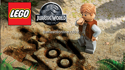 دانلود LEGO Jurassic World XBOX 360, PS3