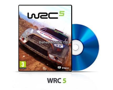 دانلود WRC 5 XBOX 360, PS3